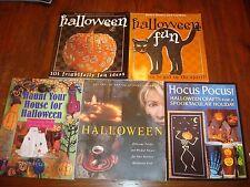 Better Home & Garden Living Halloween Book 100's ideas Trick Treat VTG Martha