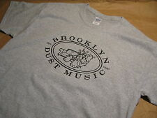 BROOKLYN DUST MUSIC Adult L T-Shirt Beastie Boys Paul's Boutique LP Check Ill