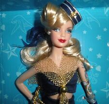 BARBIE LADY NAVY SPANISH DOLL CONVENTION ACBE 2016 SIGNED+EXTRAS. PLATINUM LABEL