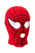 New Boys Children Spiderman Mask Balaclava Hat Red Novelty Hat One Size Gift