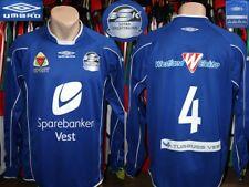 SSK SOTRA SPORTSKLUBB Umbro #4 Home Longsleeve Jersey Shirt Camiseta Norway