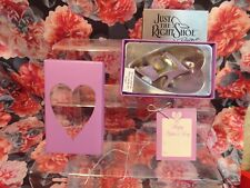 """Just The Right Shoe Raine Originals - """"Mothers Love""""- 2002 New Mothers Day"""