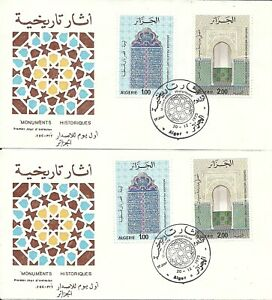 FDC and FDS Algeria 1975