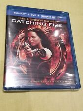 The Hunger Games: Catching Fire Blu-ray / DVD 2-Disc Set - NEW sealed