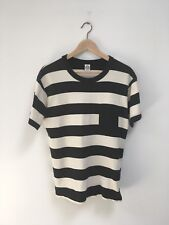 Toys McCoy / The Real McCoy's McHill Striped Pocket-T  Medium Made In Japan NWOT