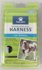 """Too Paw Sporn Non-Pull Harness For Training Width: 5/8"""", Girth: 16""""-24"""", Size -S"""