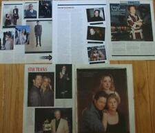 Eric Stoltz FULL PAGED magazine CELEBRITY CLIPPINGS photos article