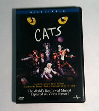 Cats: The Musical (DVD, 1999)