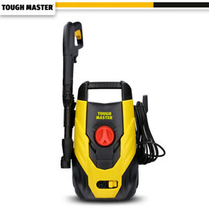 Electric Pressure Washer 1595 PSI/110 BAR High Power Jet Wash for Patio Home Car