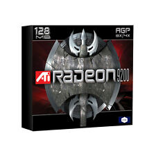 ATI Radeon 9200 128MB Video Graphics Card