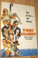 Die U-Boot Academy / Going Under  Filmplakat / Poster A1 ca 60x84cm
