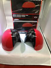 JOHN COOPER WORKS MIRROR CAPS F56 JCW NEW STYLE