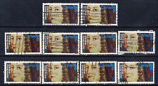 Canada #615(3) 1973 8 cent JEANNE MANCE - FIRST SECULAR NURSE 10 Used