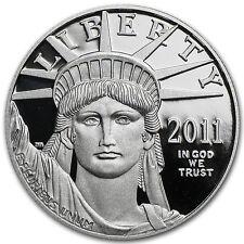 2011-W 1 oz Proof Platinum American Eagle (w/Box & COA) - SKU #62603