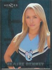 Heroes Season 2 Trading Cards Foil Chase Card #3 Claire