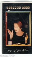 MC= Suzanne Vega – Days Of Open Hand=MUSICASSETTA