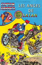 Artima / Arédit  Captain America    N° 3  comics Fr
