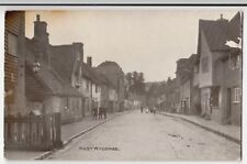 Buckinghamshire; West Wycombe PPC, Unposted, By Photochrom, Shows High St