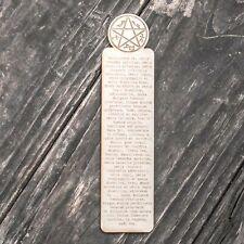 Exorcism - Bookmark
