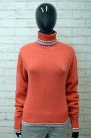 LA MARTINA Donna M Maglione Dolcevita Cardigan Maglia Pullover Sweater Women