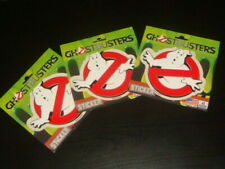 """(3) Ghostbusters 5""""  Decal Stickers New Sealed  Ghost Buster Made in USA"""