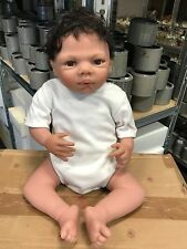 Künstlerpuppe Vinyl Puppe 47 cm. Top Zustand