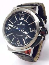 Swarovski Watch Piazza Grande Men Automatic Black 1094355 warranty gift receipt