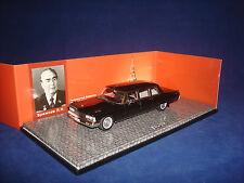 RARE! ZIL 114 Limousine (Brezhnev) USSR Government DIP Models resin GON114 1:43