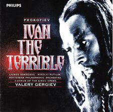 PHILIPS 456 645-2 PROKOFIEV Ivan The Terrible