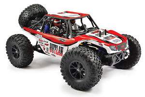 FTX Outlaw (Brushed) 1:10 4WD Ultra-4 RTR Buggy RC Car w/Bat & Charger FTX5570