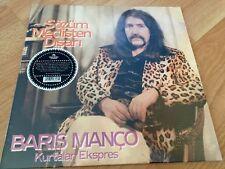 PSYCH ROCK Turkish LP - Baris MANCO Kurtalan Ekspres  Sozum Meclisten Disari S/S