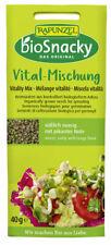 (2,98/100g) Rapunzel BioSnacky Vital Mischung Keimsaaten vegan bio 40 g