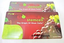 2 x Phytoscience Apple Grape Double StemCell stem cell anti aging free express