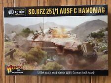 Bolt Action: German Sd.Kfz 251/1 Ausf C Hanomag