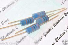 1pcs - Riken Ohm RMG 10R (10 ohm) 2W 1% Gold plated Carbon Film Resistor