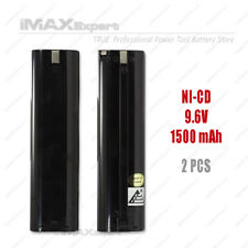 2 x 9.6V Stick Style Battery For MAKITA 9000 9001 9002 9033 9600 Cordless Tool