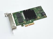 Cisco / Intel I350-T4 Server Adapter Quad Port Gigabit NIC PCIe x4 Low Profile