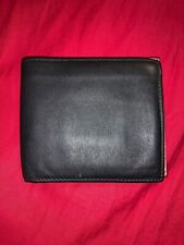 Black & Red Mens Gucci Wallet