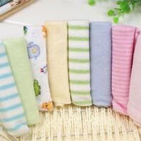 8 Stück Weicher Baumwolle Säugling Neugeborenen Badetücher Waschlappen