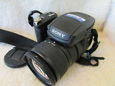 Sony Cyber-shot DSC-R1 10.3MP Digital Camera - MINT Condition