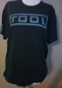 Tool Downward Spiral T Shirt Sz M Tour Concert As Is Read  Description