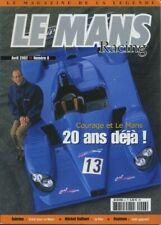 LE MANS RACING n°6 04/2002 COURAGE/LE MANS 24h DAYTONA SEBRING MICHEL VAILLANT