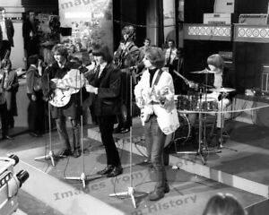 8x10 Print The Byrds American Rock Band #TBYD