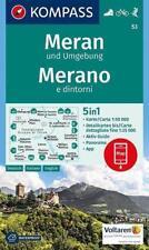 Meran und Umgebung /Merano e dintorni (2017, Mappe)