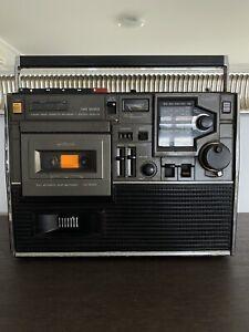 Super Rare Vintage Aiwa Radio Cassette Boombox TPR 250