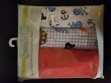 NEW! BabyVille Boutique WaterProof PUL Fabric 3 packs