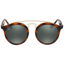 Ray Ban Round Green Classic Sunglasses