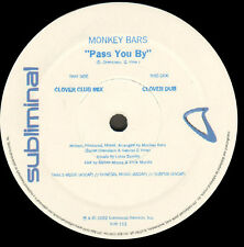 MONKEY BARS - Pass You By - Subliminal