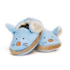 NWT Teddykompaniet Sweden Diinglisar Mouse Baby Booties (6-12 Months) 16374