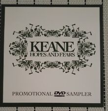 Keane Hopes And Fears South Korean promo dvd not cd